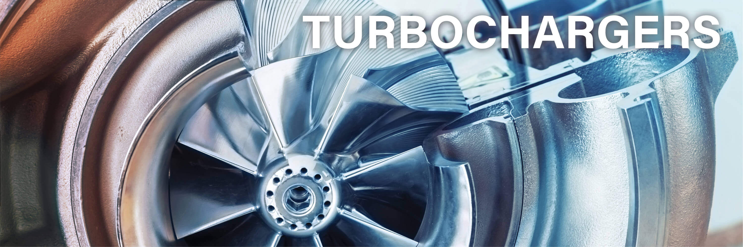 Turbocharger Hero Image banner