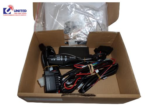 TOYOTA LANDCRUISER 70 SERIES CRUISE CONTROL KIT, SUITS MODELS FROM 2007 WITH V8 4.5L TDI NO A/BAG TRANSMISSION.