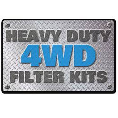 P902857 HOLDEN COLORADO RC & RODEO RA 3.0L TURBO DIESEL 4JJ1 HEAVY DUTY 4WD FILTER KIT. OIL AIR FUEL