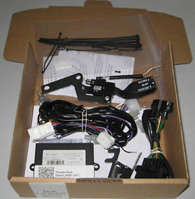 TOYOTA HILUX CRUISE CONTROL KIT, SUITS ALL MODELS FROM 2005 WITH 2.7L PETROL 4 CYL MANUAL TRANSMISSION.