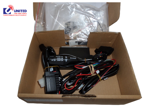 MITSUBISHI TRITON 2.5L DIESEL CRUISE CONTROL KIT. SUITS 2010 ON MANUAL & AUTOMATIC TRANSMISSION
