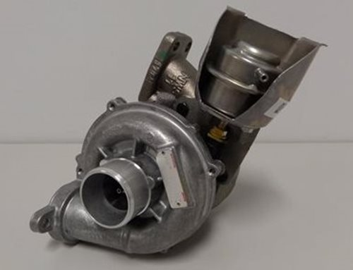 753420-5006S TURBOCHARGER PEUGEOT CITROEN MAZDA FORD MINI VOLVO 1.6 HDI HONEYWELL - GARRETT. GT1544V