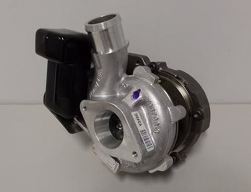BK3Q6K682CC FORD TRANSIR CUSTOM 2.2 TDCI TURBOCHARGER - GARRETT